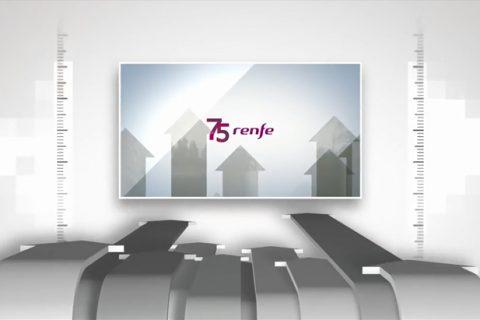 Vídeo resumen 75º aniverario de Renfe